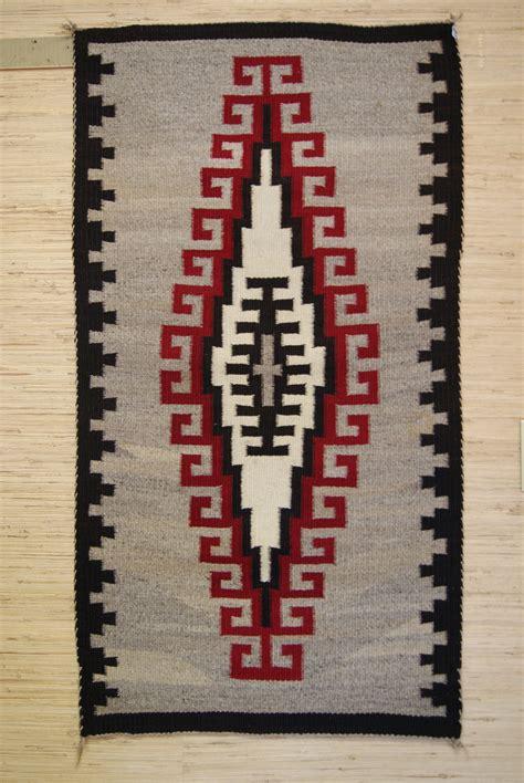 Navajo Rug by Klagetoh Navajo Rug