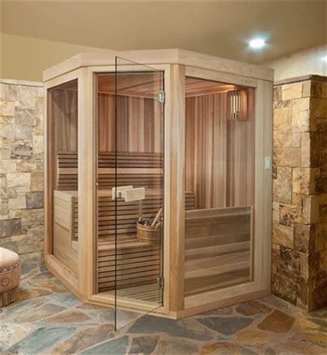 Small Home Sauna Kits Sauna Vs Steam Shower Important Considerations To Help