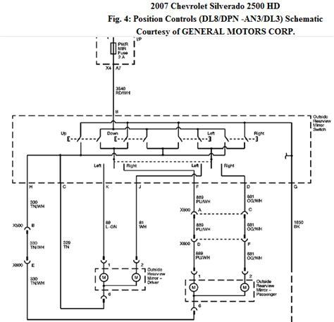bmw e46 wing mirror wiring diagram free wiring