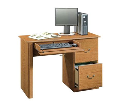 sauder orchard computer desk sauder orchard collection computer desk page 1