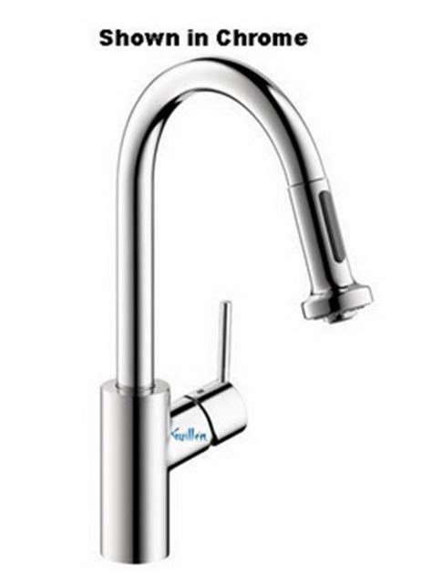order replacement parts  hansgrohe  kitchen faucet single lever handle high spout