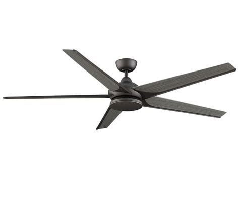 weathered wood ceiling fan subtle ceiling fan matte greige with weathered wood