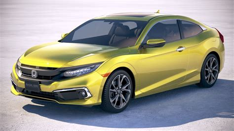 2019 Honda Civic Coupe by Honda Civic Coupe Led 2019