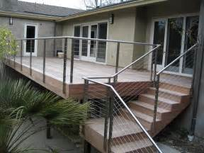 Cable Banister by Rainier Stainless Steel Cable Railing Free Estimate