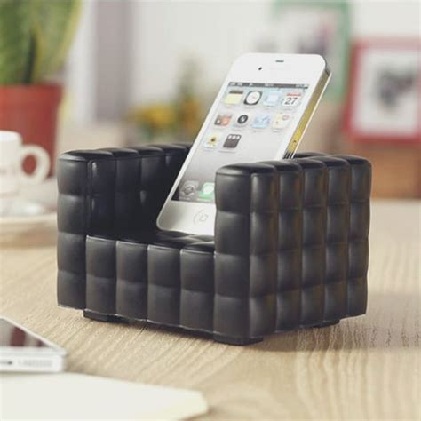 phone couch luxury phone furniture docks iphone dock