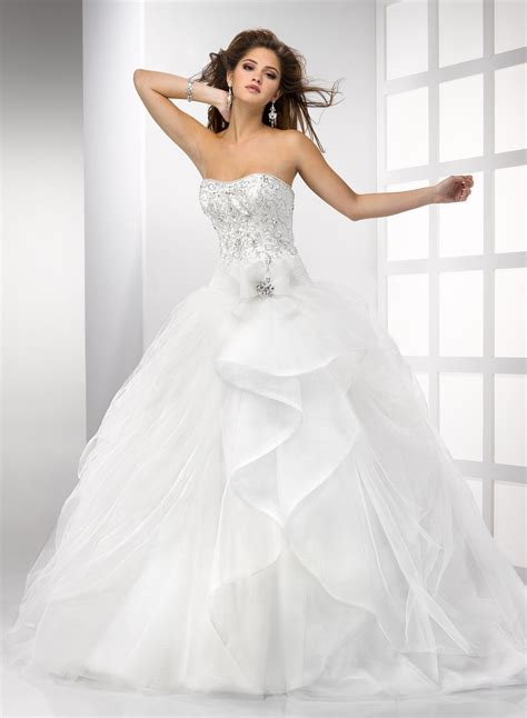 Pretty Gowns For Weddings pretty wedding dresses