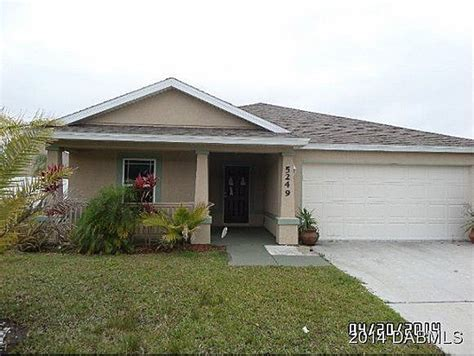 5249 plantation home way port orange fl 32128 foreclosed