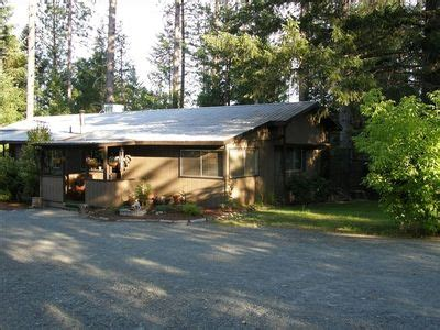 Cabin Rentals Southern Oregon by Cabin In The Woods Beautiful Rogue River Vrbo