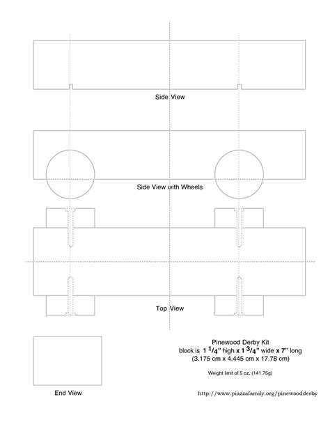 pinewood derby car free templates best photos of free templates to print pinewood derby car