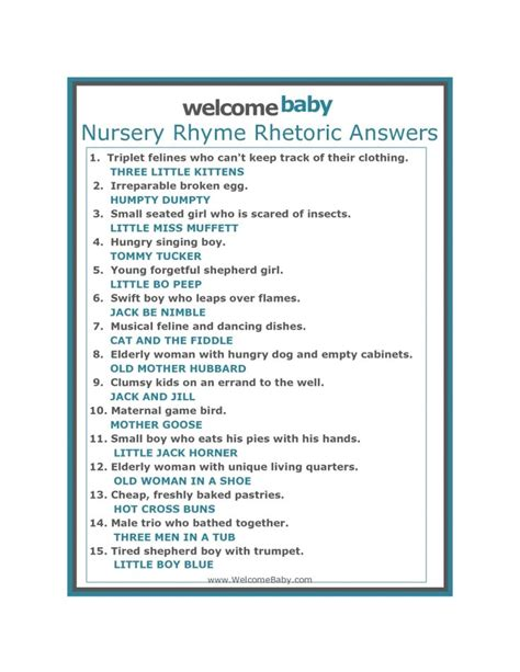 Name That Baby Shower Answers by Best 25 Baby Shower Questions Ideas On Baby