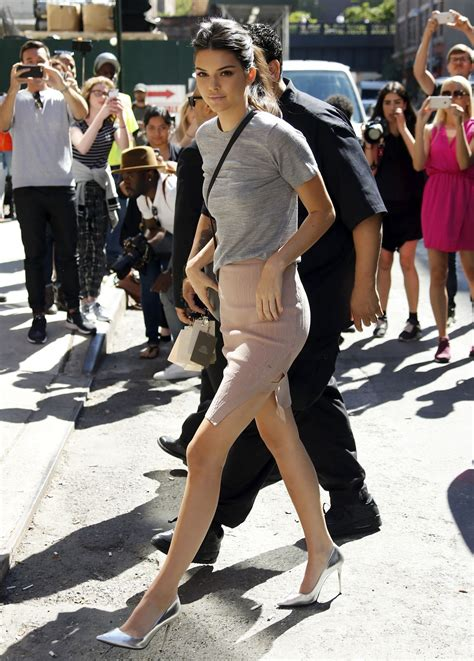 Fashion Week Kayne 2 by Kendall Jenner Kanye West Yeezy Season 2 Fashion Show In