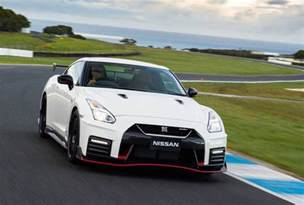 Nissan Gtr Nismo 2017 Nissan Gt R Nismo On Sale In Australia From 299 000