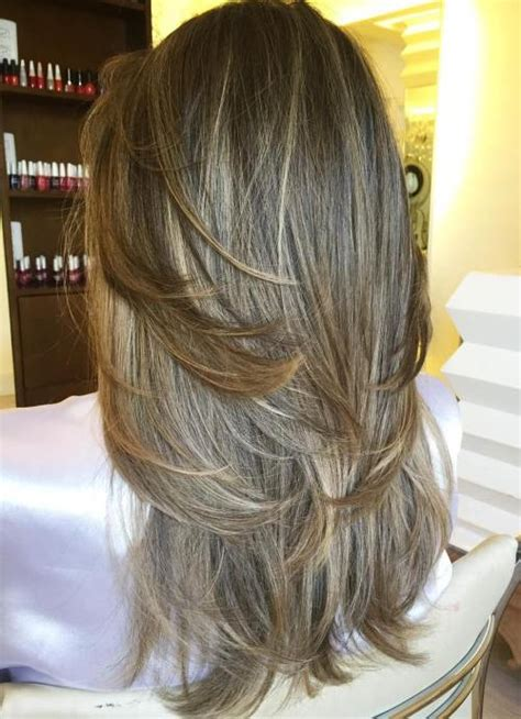 hair layers vs all one length 2013 80 cute layered hairstyles and cuts for long hair in 2018
