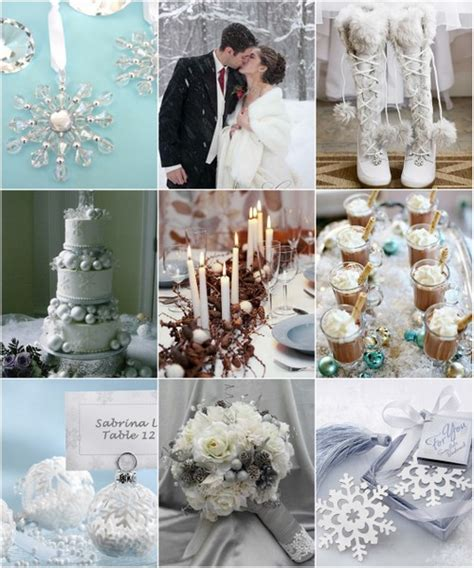 Winter Wedding Ideas by Winter Wedding Ideas My Wedding Wish List