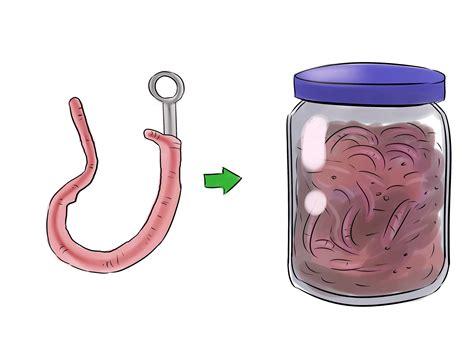 Baru Mata Kail Sabpolo Wormer cara memasang umpan cacing pada kail anda wikihow