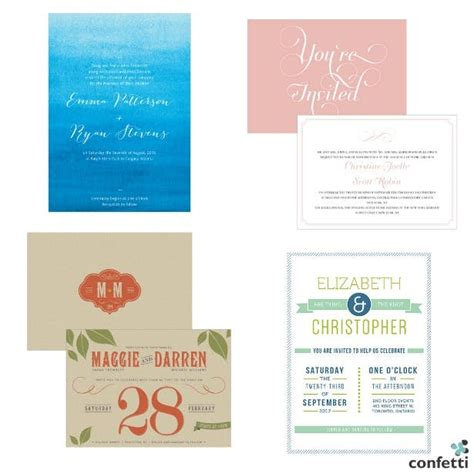 When To Send Wedding Invitations