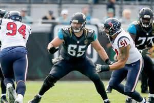 Jaguars Center Brandon Linder The 16th Best Offensive Lineman In The Nfl