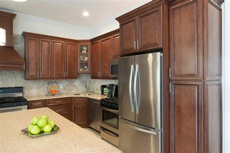 king kitchen cabinets brownstone kitchen bathroom cabinet gallery