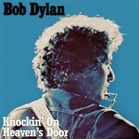 Bob Knocking On Heavens Door by Allbum Alternative Work For Album And Single