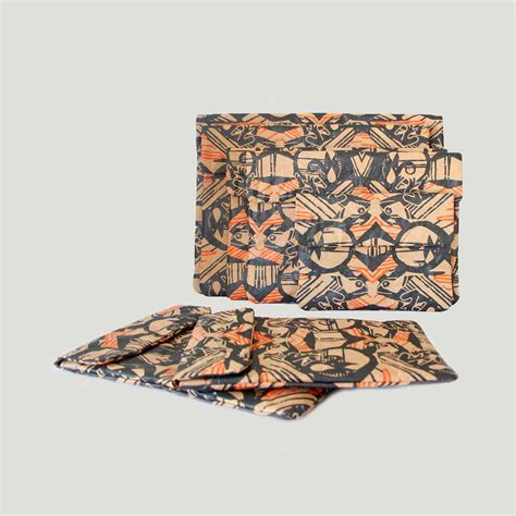 cama family cama orange laptop sleeve the wren design