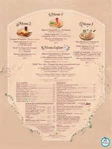 Chalet Style House Parcs Disney Et Disney Village Menus Amp Cartes Des