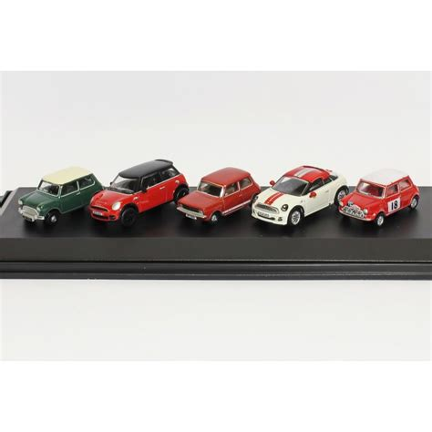 Kartu Koleksi Deck The Mini Car Collection 45 Collectables Cards oxford diecast 1 76 76set21 mini set of 5 pcs minis across the years oxford diecast from kh