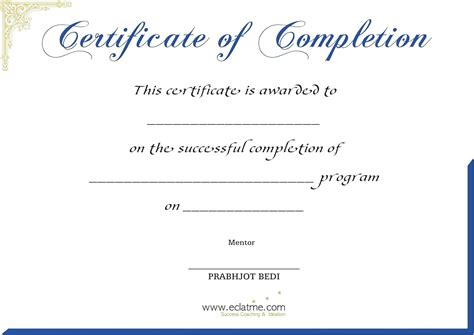 free participation certificate templates for word template word certificate template