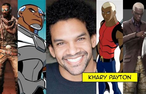 actor cartoon voices teenage superhero google search african american