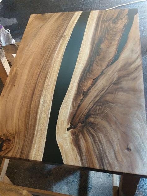 madera de parota comedor barra mesa cubierta resina epoxica  en mercado libre