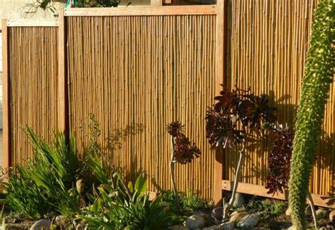 Sichtschutz F R Den Garten 23 by Bambus Sichtschutz Sch 246 N Und 246 Ko Freundlich
