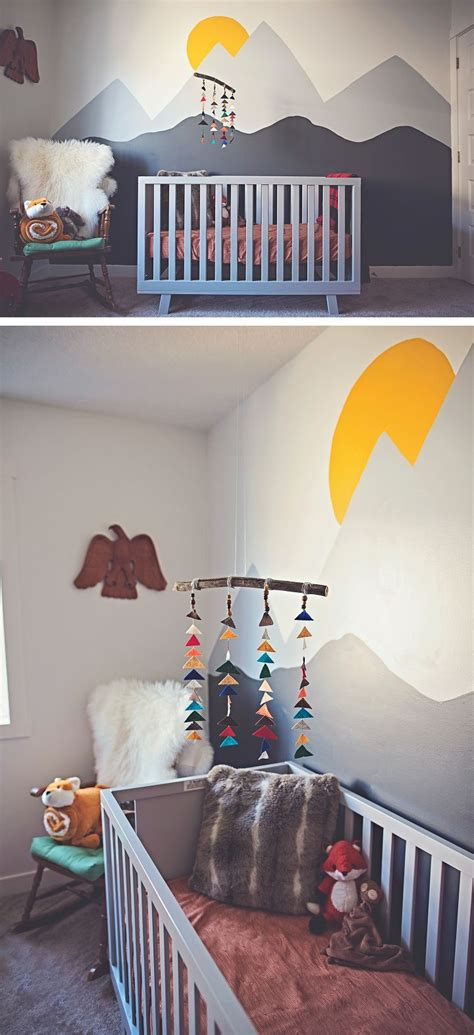 outdoor themed baby room best 25 woodsy nursery ideas on woodland