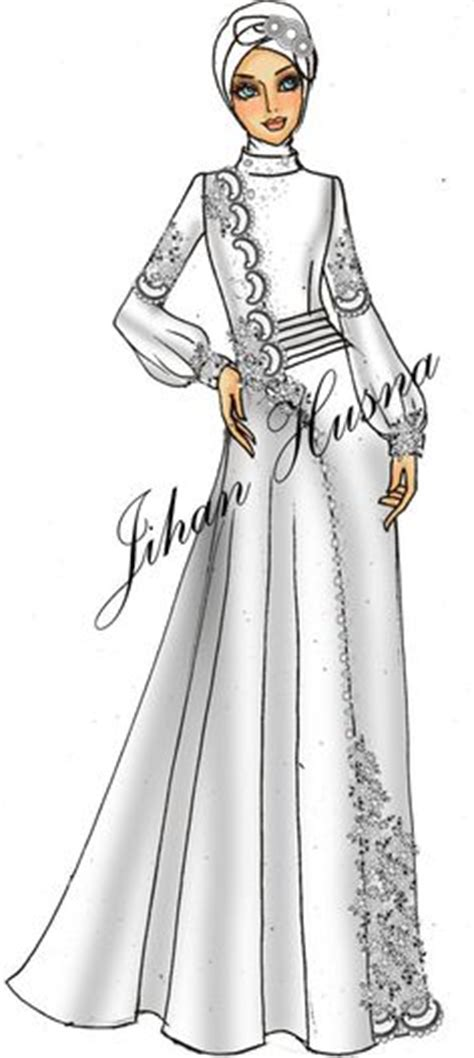 desain dress pesta muslim 1000 images about design clothes on pinterest kebaya