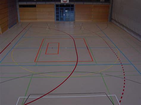 Mehrzweckhalle Bilder/Inventar Sportmaterial ...