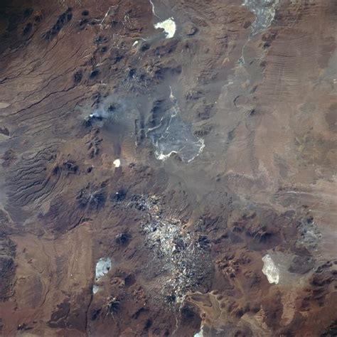 imagenes satelitales volcan mapa satelital foto imagen satelite del volcan lascar chile