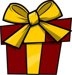 Free christmas gift clip art