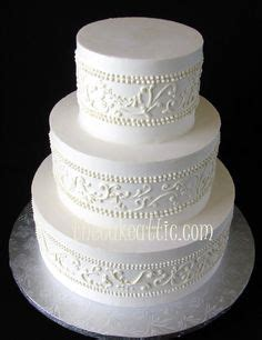 White On White Buttercream Scroll 1000 Images About The Cake Attic Wedding Cakes On