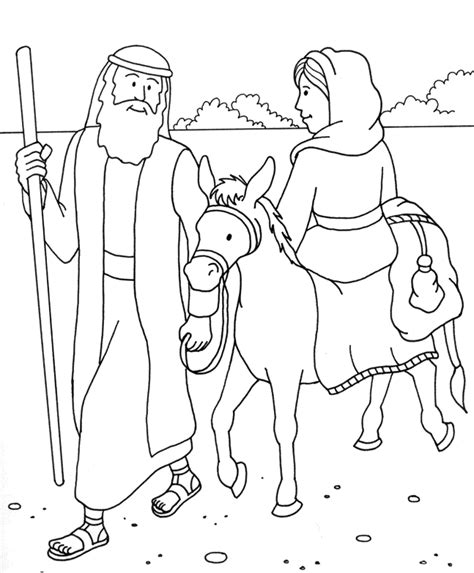 coloring pages for abraham called by god abraham abraham drawings