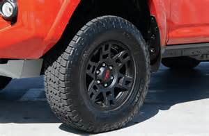 Toyota Tacoma Trd Wheels 2015 Toyota Tundra Tacoma 4runner Trd Pro Drive