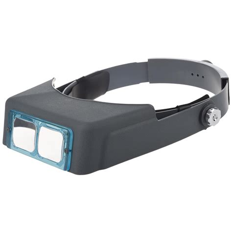 New Lens Mounted Headband Reading Magnifier Wearing 1 5x 2x 2 5x 3 5x lens mounted headband