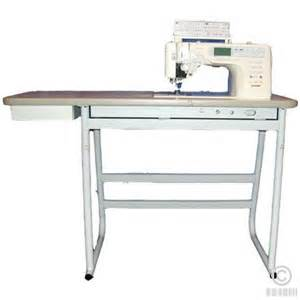 Table For Sewing Machine by White Table Stand For Janome 1600p 6600p Sewing