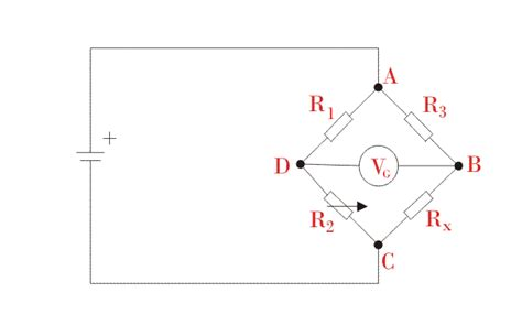 wheatstone bridge capacitors electrical world