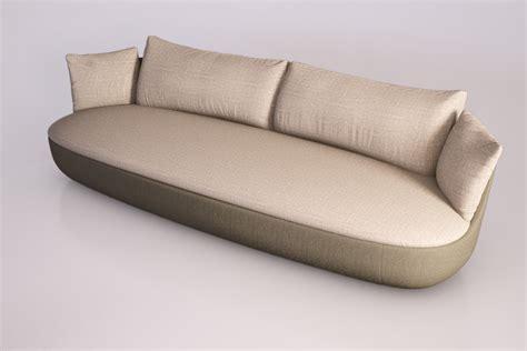 moooi sofa moooi bart sofa 3d model