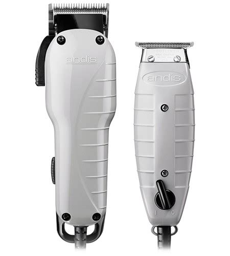 Hair Dryer And Trimmer Combo andis barber combo powerful clipper trimmer combo kit 66325