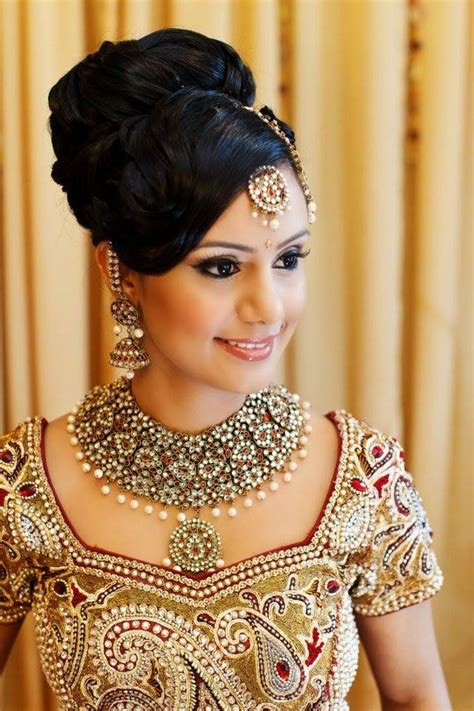 Hairstyles In Indian Wedding | 20 indian wedding hairstyles ideas indian wedding
