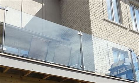comprehensive review  glass railing panels deck shoppe
