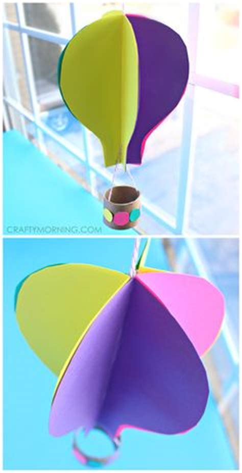 Beautiful Balloon Paper Craft Papermodeler by 1000 Images About Model Sculpture For Children