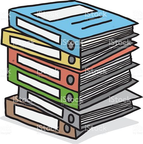 documents clipart pile de documents clipart 8 187 clipart station