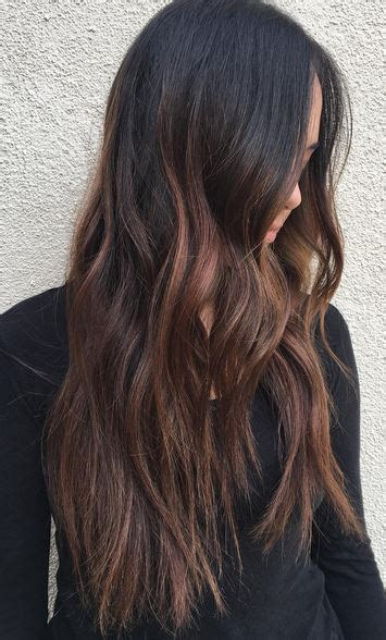winter hair colors for brunettes mane interest the new now for hair page 16
