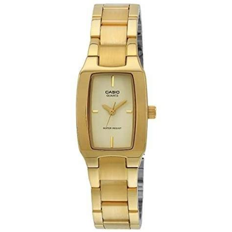 Casio Ltp 1165n casio vintage ltp 1165n 9c gold plated for