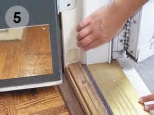 Interior Door Weatherstripping Installing Weatherstrip System